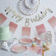 "Candy baar ""Happy birthday""."