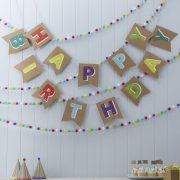 Sünnipäeva lipukesed – Kraft