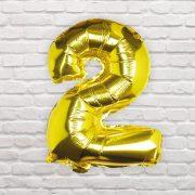 Õhupallid numbritega