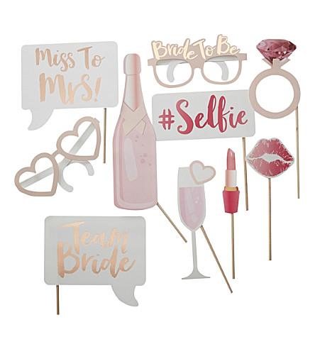 0587e4544dd Tüdrukute õhtu selfie aksessuaarid - peotarbed - Happymania