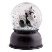 "Öölamp ""Panda snowglobe"""