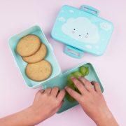 Lunch box: pilveke