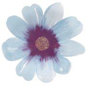 Taldrikud lillede kujul