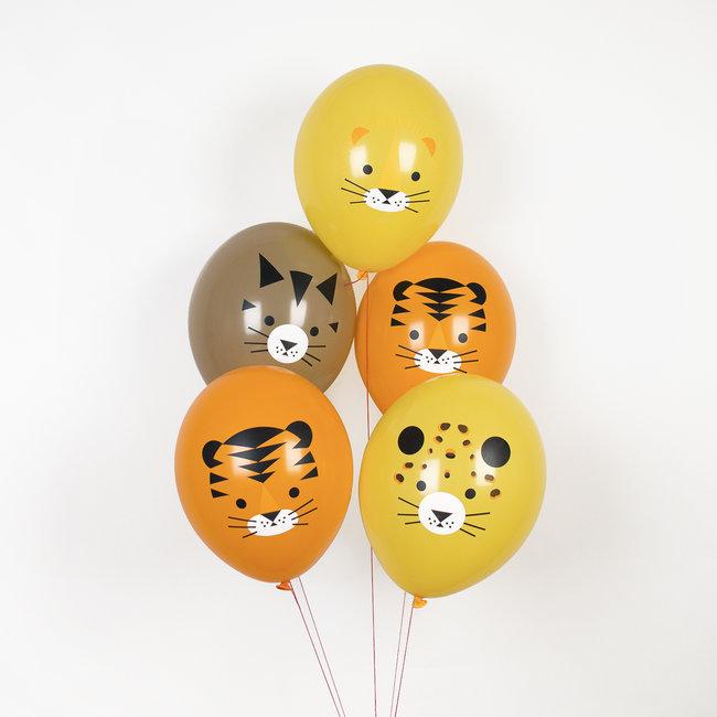 baeecc78610 Safari loomad õhupallid - Happymania