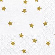 Salvrätikud – kuldsed tähed