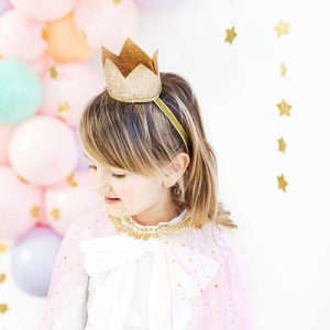 Party dresses and accessories