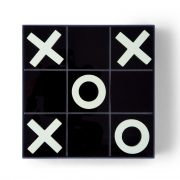 PW00397 – Classic – Tic Tac Toe pieces – WHITE