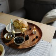 OVO Things candles and canele candleholders